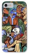Before The Last Supper IPhone Case