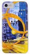 Before These Crowded Streets IPhone Case by Joshua Morton