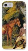 Benjamin Bond Hopkins, Before 1791 IPhone Case