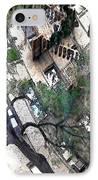 Bennett Avenue Fire Escape IPhone Case