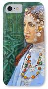 Berber Woman IPhone Case