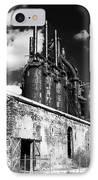 Bethlehem Steel IPhone Case by John Rizzuto