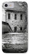 Bethlehem Waterworks IPhone Case by John Rizzuto