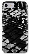 Between The Lines IPhone Case by Dave Bowman
