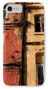 Beyoglu Old Houses 02 IPhone Case by Rick Piper Photography