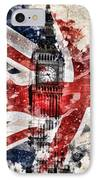 Big Ben IPhone Case by Mo T