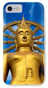 Big Buddha IPhone Case