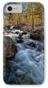 Big Pine Creek IPhone Case by Cat Connor