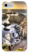 Big Sur Sunset IPhone Case by Shawn Everhart