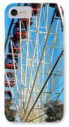 Big Wheel IPhone Case
