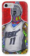 Birdman IPhone Case by Gary Niles