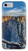 Black Canyon Fading Light IPhone Case by Eric Rundle