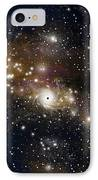 Black Hole No.4 IPhone Case