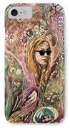Blind Beauty IPhone Case by Mikhail Savchenko