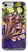 Blossom Of Spring    Purple IPhone Case
