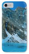 Blue Chasm IPhone Case by Eric Glaser