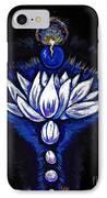 Blue Pearl IPhone Case by Lorah Buchanan