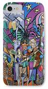 Blues And Brews IPhone Case by Anthony Falbo