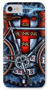 Bob Jackson IPhone Case by Mark Howard Jones