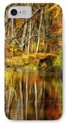 Bob's Creek IPhone Case by Lois Bryan