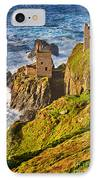 Botallack IPhone Case by Louise Heusinkveld
