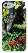 Botanical Landscape 2 IPhone Case