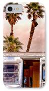 Breezy Palm Springs IPhone Case