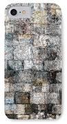 Brick Mosaic IPhone Case by Stephanie Grant