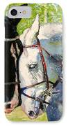 Bridled Love IPhone Case