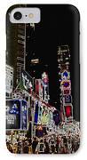 Broadway IPhone Case by Joan  Minchak