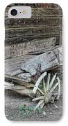 Broken Wagon IPhone Case