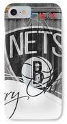 Brooklyn Nets IPhone Case