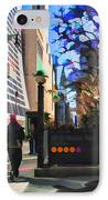 Bryant Park - Nyc IPhone Case by Anastasia Tompkins