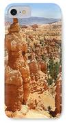 Bryce Canyon 3 IPhone Case by Mike McGlothlen