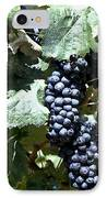 Bunch Of Grapes IPhone Case by Heiko Koehrer-Wagner