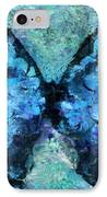 Butterfly Art - D11bl02t1c IPhone Case