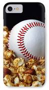 Buy Me Some Cracker Jack 1 IPhone Case by Andee Design