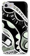 Bw Horse IPhone Case by Amy Sorrell