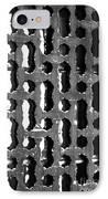 Byzantine Design IPhone Case by John Rizzuto