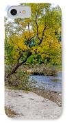 Cache La Poudre IPhone Case by Baywest Imaging