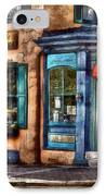 Cafe - Cafe America IPhone Case by Mike Savad