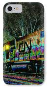 Canadian National Railroad IPhone Case by Michael Rucker