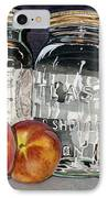 Canning Time IPhone Case