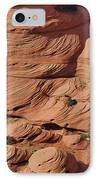 Canyon De Chelly - A Fascinating Geologic Story IPhone Case by Christine Till