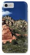 Canyon View IPhone Case by John Rizzuto