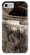 Cape Cod Skiff IPhone Case by Luke Moore