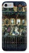 Captive On The Carousel Of Time IPhone Case