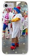 Carnaval De Ourem IPhone Case by Luis Alvarenga