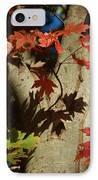 Carolina Autumn IPhone Case