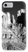 Cathedral Rock Glow IPhone Case by John Rizzuto